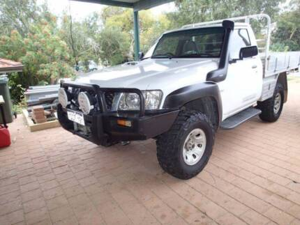 2008 Nissan Patrol Ute Hillarys Joondalup Area Preview