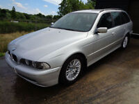 BMW 525 2.5TD 2003MY d SE Touring