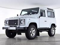 2011 Land Rover Defender 90 2.4 TDi XS Station Wagon 3dr