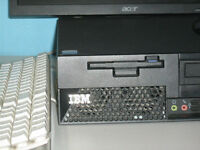 IBM/ACER/DELL Desktop and LCD SCREENS