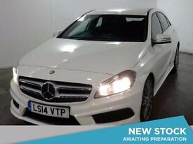 2014 MERCEDES BENZ A CLASS A180 CDI BlueEFFICIENCY AMG Sport 5dr