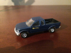 1/87 Scale Ford F150 Hobby Model