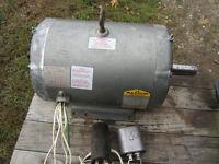 7 1/2 hp single phase motor
