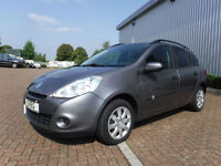Renault Clio 1.5 DCi Grand Tour Left Hand Drive(LHD)