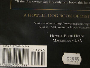 Complete Dog Book 19th Ed American Kennel Club($45.95 Retail)$10 Kingston Kingston Area image 6