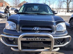 2006 Hyundai Santa Fe GLS VUS 4X4 FULL EQUIPED LOW KM SPECIAL