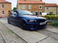 BMW 325CI 2001