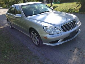 2006 Mercedes Benz S500 4Matic (AMG Sports Package)