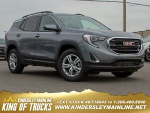 2018 GMC Terrain SLE  -  Bluetooth