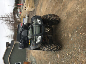 For Sale 2005 Honda FourTrax AT 400 Trail Edition.