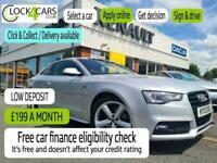 2013 Audi A5 2.0 TFSI S LINE 208 BHP S-TRONIC AUTO Coupe Petrol Automatic