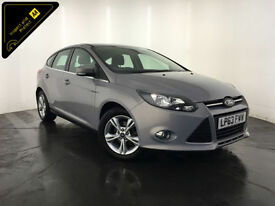 2014 FORD FOCUS ZETEC TDCI DIESEL 1 OWNER FORD SERVICE HISTORY FINANCE PX
