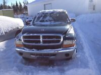 1997 Dodge Dakota parts