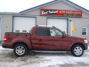 2010 Ford Explorer Sport Trac Limited Peterborough Peterborough Area image 1