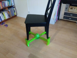 Kaboost, Booster pour chaises. On