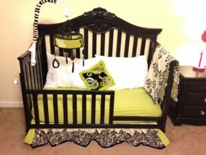 Cocalo Couture Harlow Crib Bedding set OBO