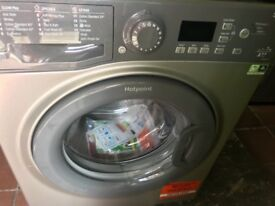 Hot point Washing Machine.,Ex display Free delivery