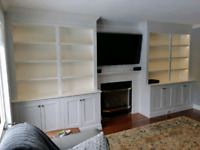 Custom Wall Units and More