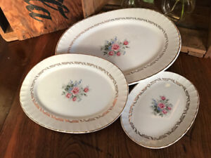 Crown Special China Serving Pieces