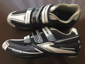 Exustar E-SR432 Road Cycling Shoes 11 / 45 like new condition