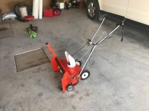 For Sale: Sunbeam 22 inch Electric Snowblower