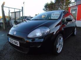 2012 Fiat Punto 1.2 Easy 3dr,Low mileage,2 former keepers,2 keys,Warranty 3 d...