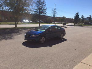 2014 Honda Civic EXL Sedan Very Clean (Safety & E-Test)