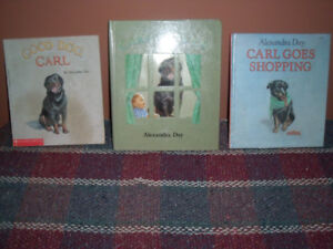 """Children""""s books by Alexandra day - collectables"""