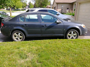 2008 Pontiac g5 with new tires