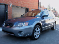 REDUCED - 2005 Subaru Outback 3.0R H6 Wagon - Great Condition