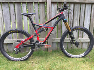 2013 Specialized S-Works Enduro (with upgrades)