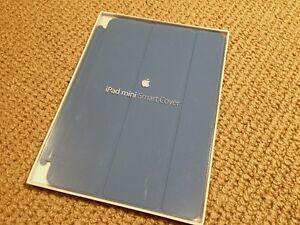 iPad mini Smart Cover in blue