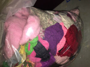 Baby girl clothes of all sizes up to 24 months and other items