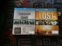 Série lost Blu-ray 1-2