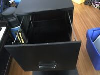 Light weight filing cabinet
