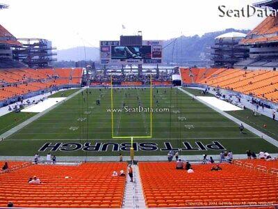 (3) Steelers vs Seahawks Tickets Lower Level!!
