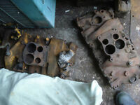 Intake Manifolds small block