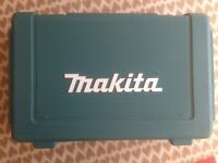Makita DHP453RFE combi drill carry case - NEW