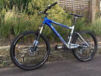 Trek top fuel 8 full suspension XC/downhill bike, HIGH SPEC, FOX