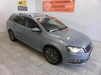 2011 Volkswagen Passat 2.0TDI (170ps) BlueMotion Tech DSG Sport