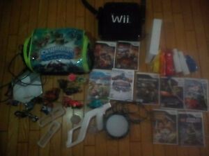 Teen son selling his Wii system