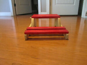 Folding toddler step stool/chair Stratford Kitchener Area image 1
