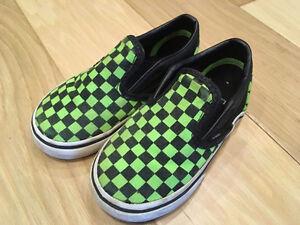 VANS shoes, toddler size 8