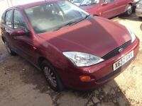Ford Focus petrol cheap 295 no offers