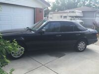 Mercedes Benz in mint condition no rust