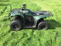 Yamaha Grizzly 250 quad