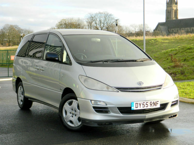Used Toyota Previa Cars For Sale Gumtree