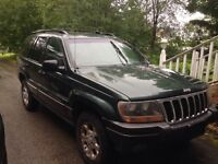 Jeep grand cherokee *** NEGO***