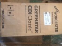 Worcester Bosch greenstar 30CDI classic NG system boiler