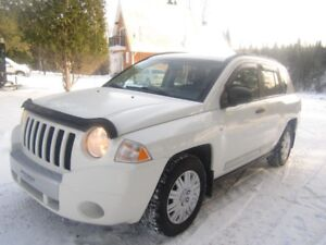 2008 Jeep Compass limited Familiale